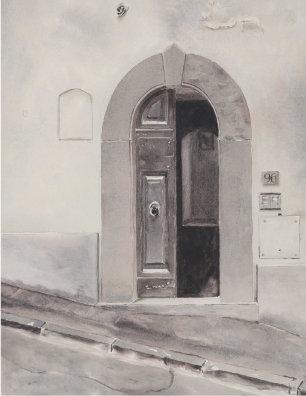 Le porte della Toscana, n. 4 (NC 104)