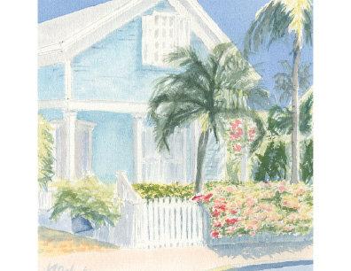 Blue House, Full Sun (NC 140)