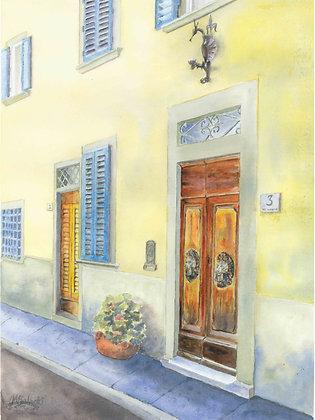 Le porte della Toscana, n. 3 (NC 103)