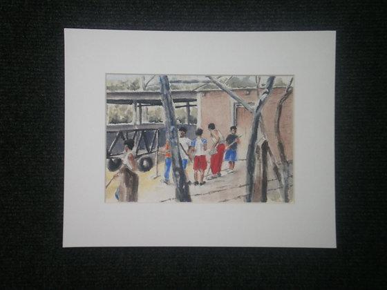 Honduras: Children at Work  (MP 162)