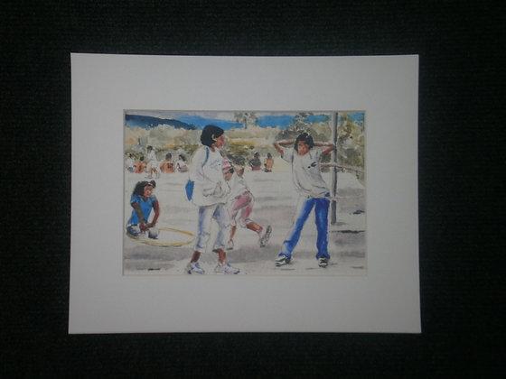 Honduras: Children at Play   (MP 161)