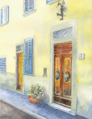 Le porte della Toscana, n. 3