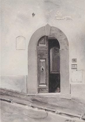 Le porte della Toscana, n. 4   (FO 104)