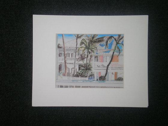 Coral Tree Inn   (MP 120)