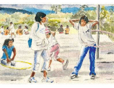 Honduras: Children at Play (NC 161) [Retired]