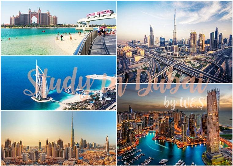 study in Dubai เรียนดูไบ เรียนภาษาอังกฤษที่ดูไบ
