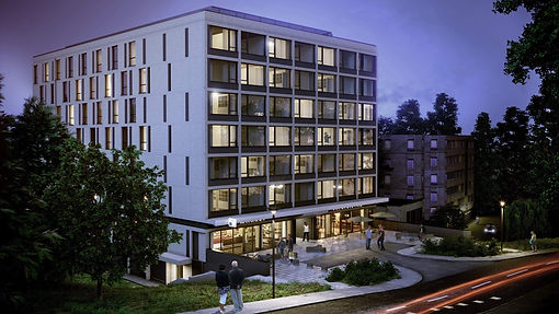 Prusa Center - Accommodation for students of Vincent Pol University