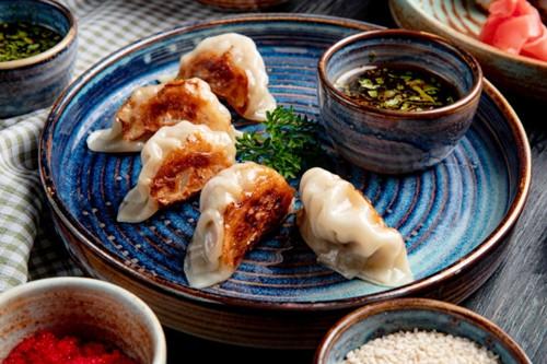 Momo โมโม่อาหารทิเบตที่ได้รับความนิยมในอินเดีย