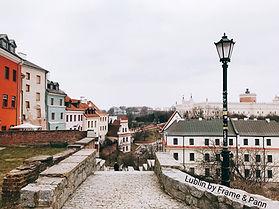 เมืองลูบลิน โปแลนด์ Lublin Poland
