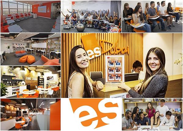 ES Dubai โรงเรียนสอนภาษาอังกฤษในดูไบ