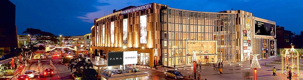 ห้างสวย ห้างบังกาลอร์ เที่ยว ช็อปปิ้ง แหล่งท่องเที่ยว แหล่งเสียเงิน