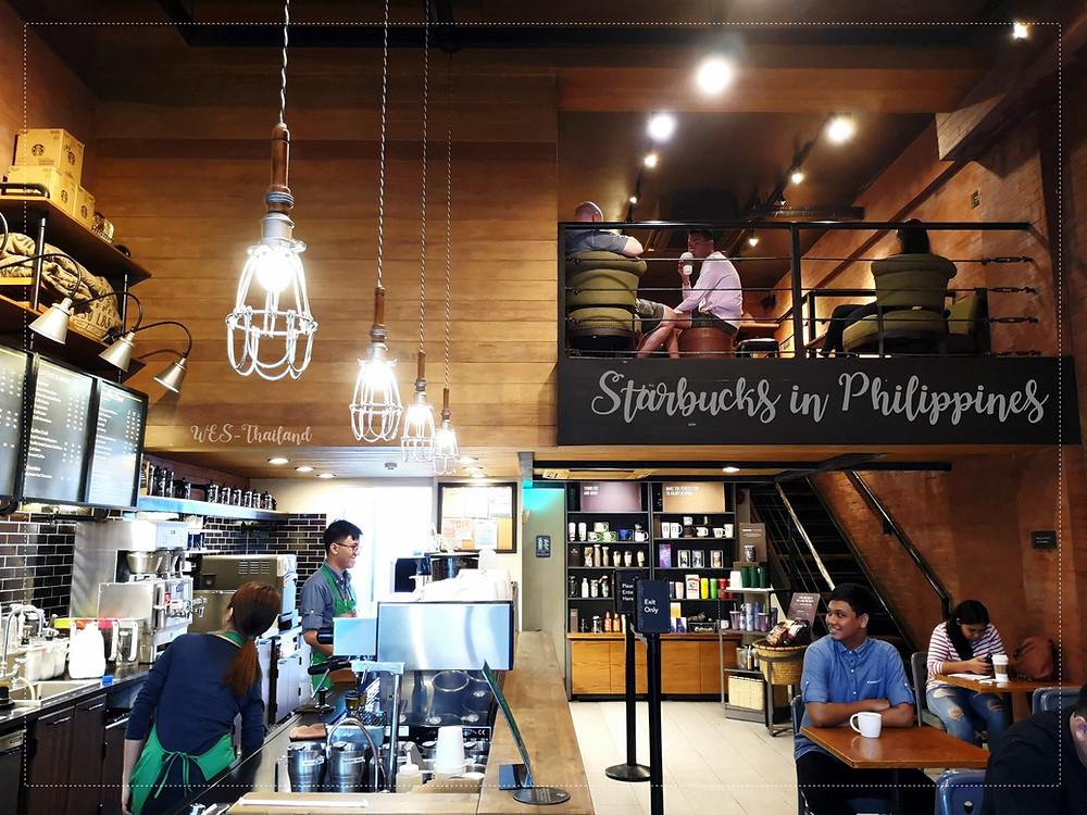 ค่าครองชีพในฟิลิปปินส์ไม่สูงเลย เมื่อเทียบราคากาแฟสตราบัค กับแซนวิชซับเวย์ ในมะนิลากับกรุงเทพ