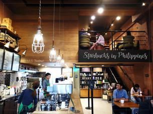 เทียบราคากาแฟ Starbucks, แซนวิช SUBWAY, KFC ที่ฟิลิปปินส์