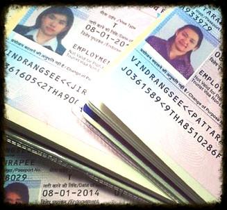 วีซ่านักท่องเที่ยวอินเดีย (Tourist Visa) ณ กรุงเทพ