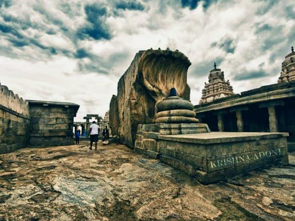 นันดิฮิลส์ Nandi Hills เนินเขาสูงอินเดีย เนินเขาสูงบังกาลอร์ ป้อมปราการเก่าอินเดีย ป้อมปราการเก่าบังกาลอร์