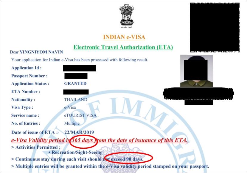 Indian e-Visa