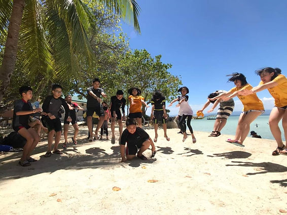 English Junior Camp @ Cebu