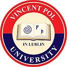 VPU logo เรียนโปแลนด์ Vincent Pol University