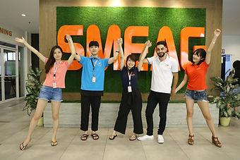 SMEAG เรียนภาษาอังกฤษที่เซบู