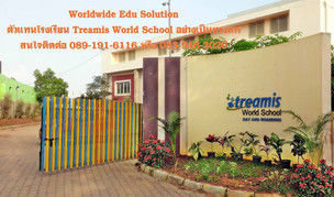 TREAMIS WORLD SCHOOL - โรงเรียนทรีมิสเวิลด์