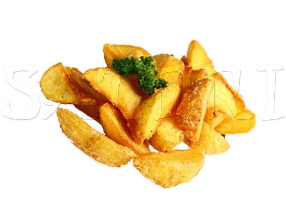 Картофель по -деревенски