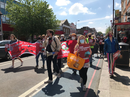 Tooting residents concerned at immigration enforcement