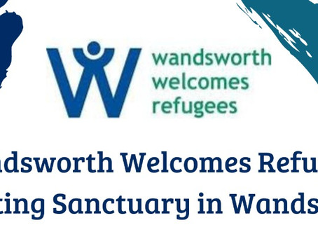 Join Fleur Anderson MP for an event on creating sanctuary in Wandsworth