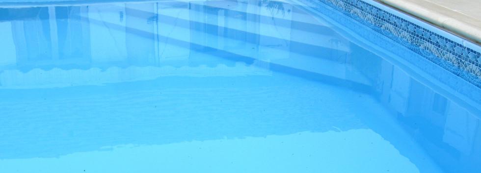 frise Genova bleu