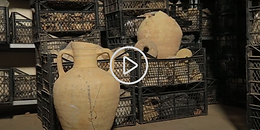 Video: thousands of artefacts protected in Syria