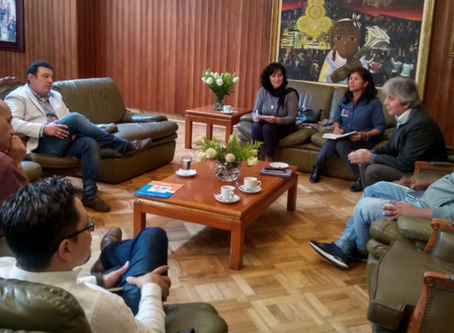 Colombia: agreement with the authorities of the Nariño region to reinforce respect for human rights