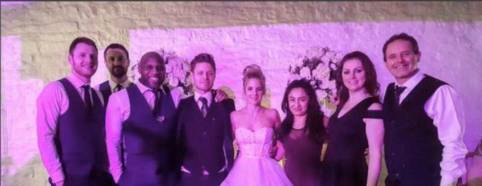Premier Wedding Band manchester