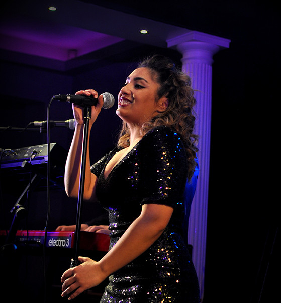 Female Vocals Soul Wedding Band Manchester