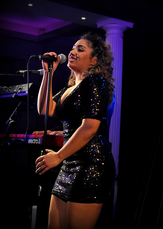 Female Vocals Soul Wedding Band Manchester