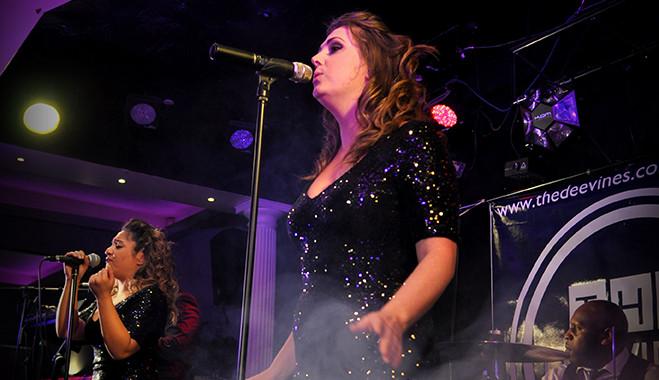 Female Lead Soul Vocals