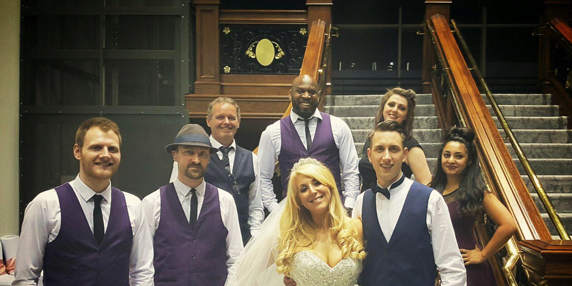 Best Wedding Band Manchester