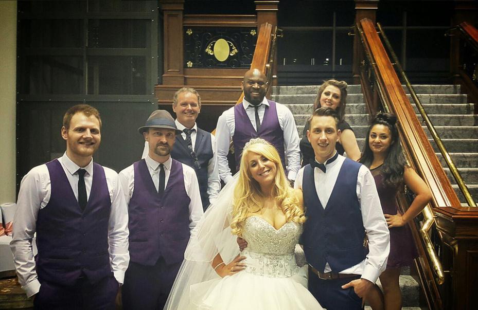 Best Wedding Band Manchester