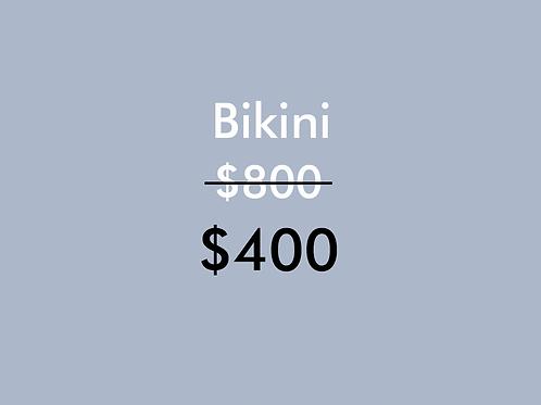 Bikini (1 Sesión)