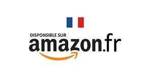 DISPONSIBLE SUR AMAZON FR logo 16 09 202