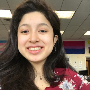 Jeanyna Garcia '23, Diversity in STEM Correspondent