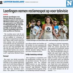 Het Nieuwsblad; 15-12-20