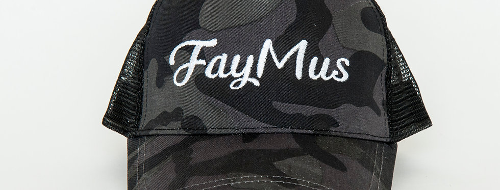 Faymus Midnight Camo