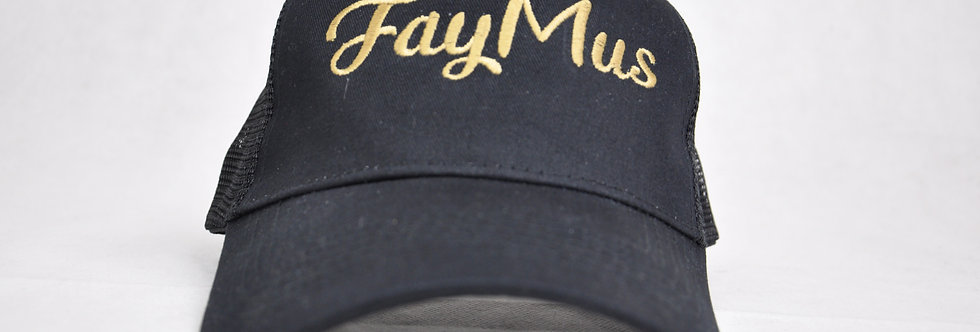 Faymus Gold on Black