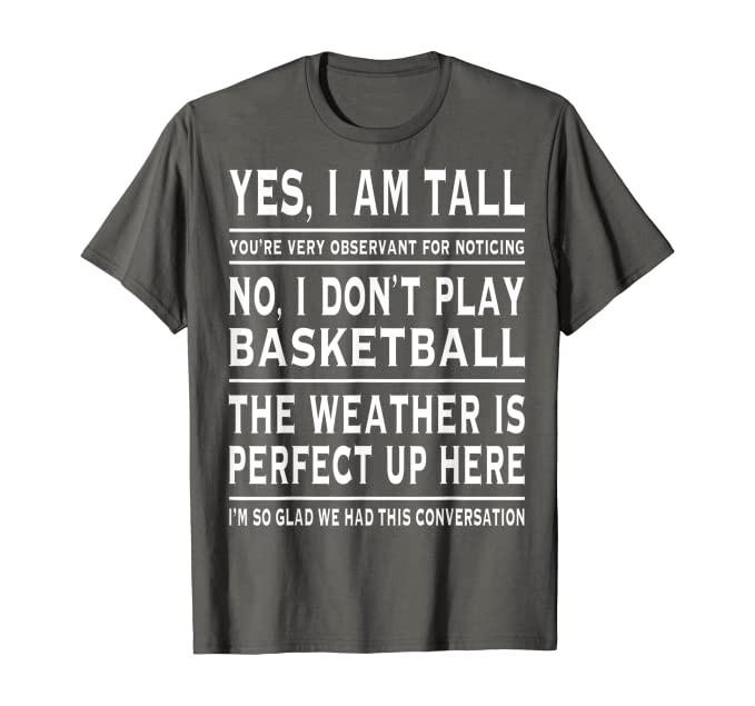 Tall T-Shirt