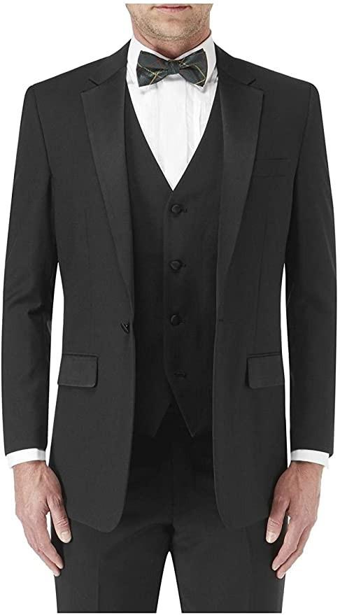 Skopes Wool Blend Latimer Dinner Suit Jacket