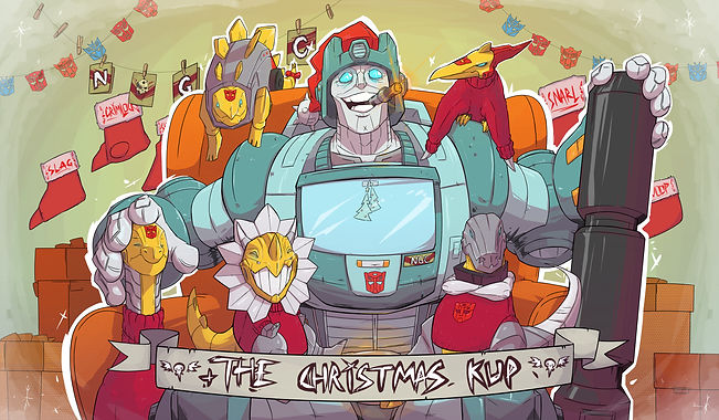 Newport Gaming Club - Christmas Kup