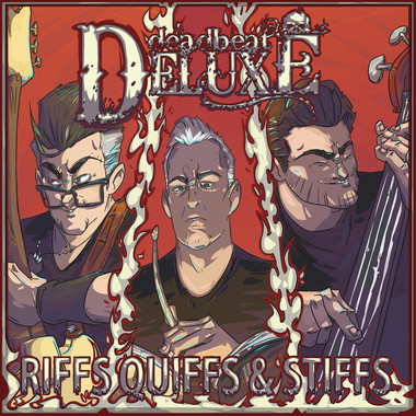 Deadbeat Deluxe CD Cover