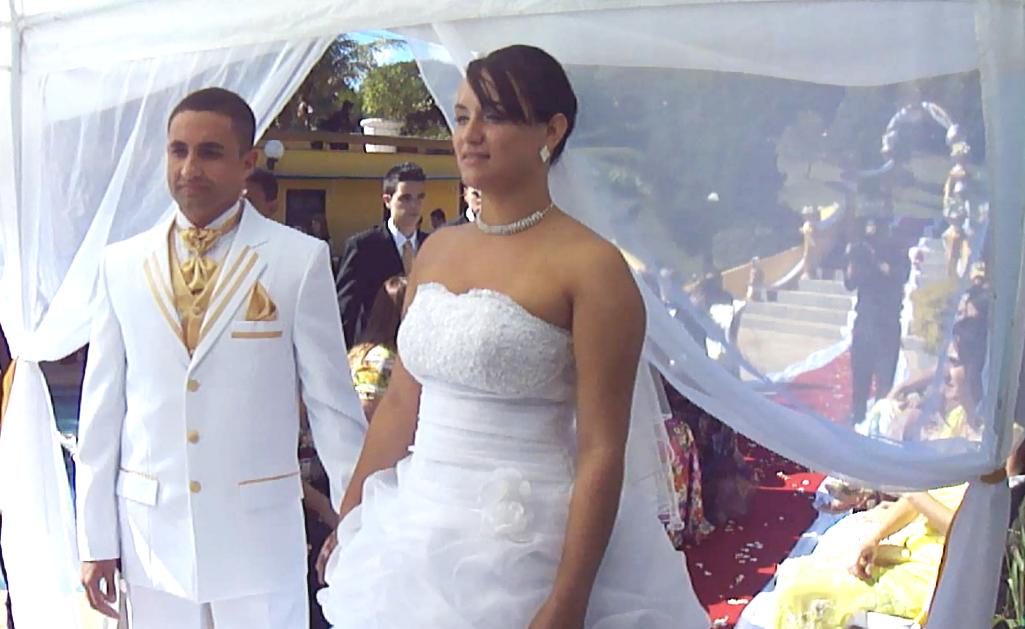 Rafael e Thaysa