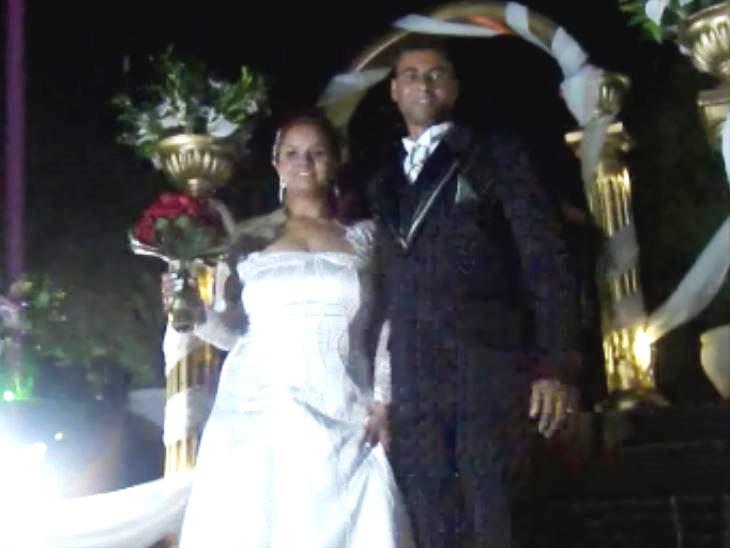Cristina e Izael