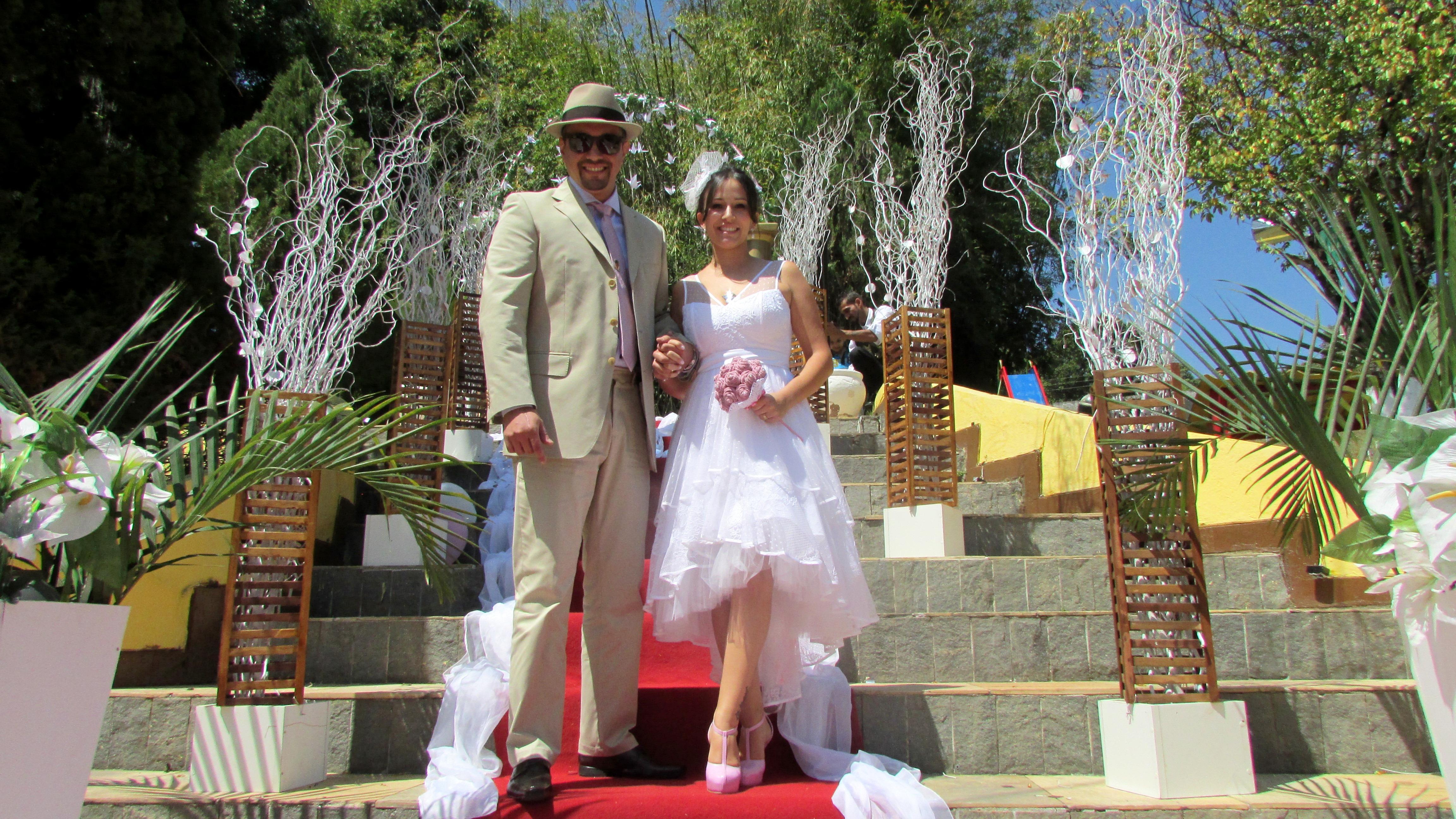 Fabio e Janaina