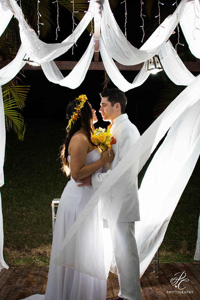 Janaína e Rodrigo